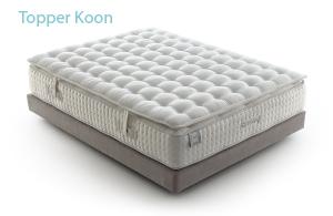 Topper Koon colchón alta gama Kuidat