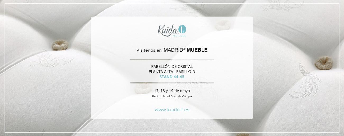 Feria colchones Madrid Mueble
