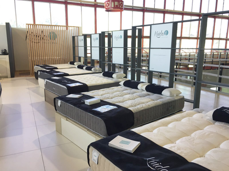 Nueva colección Kuida-t Feria Mueble Madrid