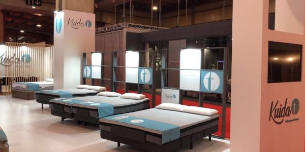 Kuida-t presenta nueva colección en la Feria del Mueble de Zaragoza 2018
