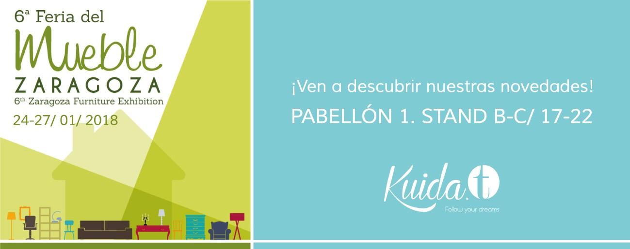 Feria del mueble de Zaragoza 2018 Colchones Kuida-t