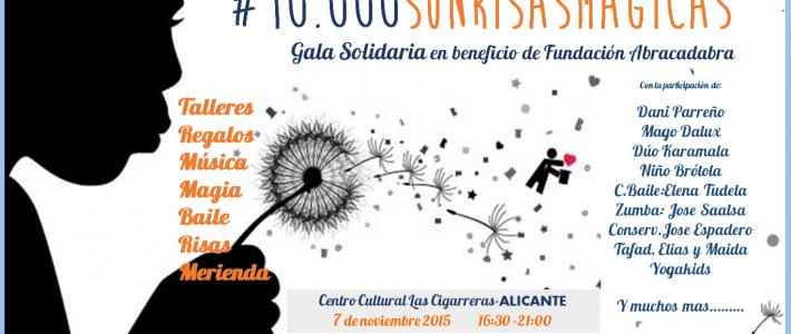 Gala Solidaria Sonrisas Mágicas