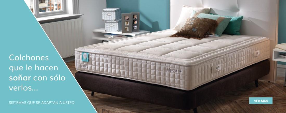 Si busca un descanso de 10, Kuida-t es su fábrica de colchones, complementos de cama y ¡mucho más!