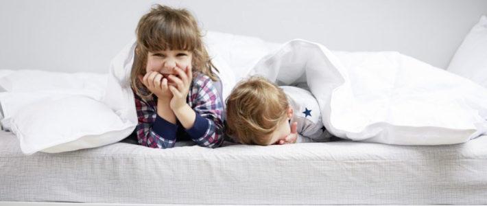 COMPARATIVA COLCHONES: Colchón para niños muelles o visco. ¿Cuál elegir?