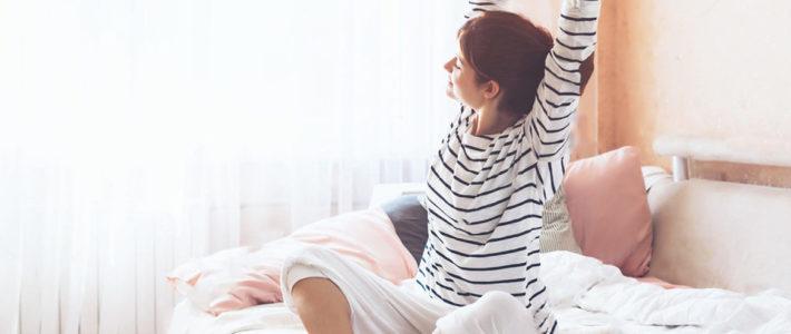 Consejos sobre cómo dormir con calor. ¡Descansa en verano!