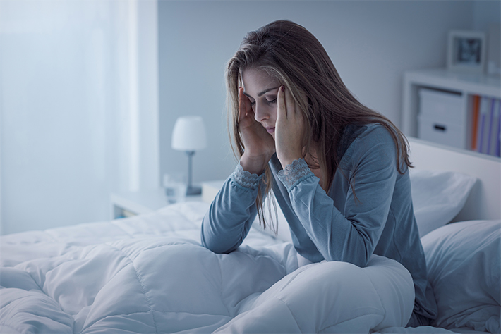 la temperatura para dormir influye en la calidad del sueño