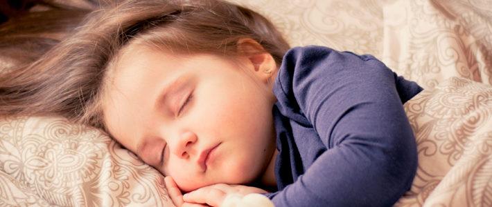 Cuántas horas tiene que dormir un niño. Sal de dudas