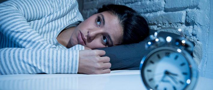 Qué hacer cuando no puedes dormir por nervios. Recomendaciones