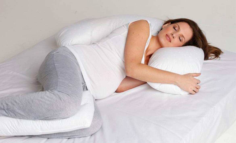 Cómo dormir en el embarazo