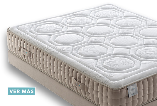 Los colchones HR presentan una mayor resistencia a la humedad y a los cambios de temperatura. Además disminuye la presión del colchón contra el cuerpo y permiten recuperar fácilmente su forma garantizando un colchón en perfecto estado de firmeza por mucho más tiempo.